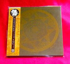 JOHN McLAUGHLIN WHERE FORTUNE SMILES JAPAN MINI LP CD OOP RARE NEW ARC-7129