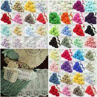 Sale Lot 6SkeinsX50g Soft Bamboo Cotton Baby Wrap Hand Knitting Crochet Yarn