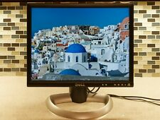 """Dell UltraSharp 2001FP 20.1"""" Monitor 1600x1200 @60Hz w/ Adapter/Stand/DVI cable"""