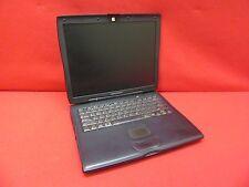 Vintage Apple M5343 PowerBook Laptop PowerPC G3 333Mhz or 400Mhz UNTESTED