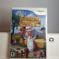 Chicken Shoot    - Nintendo Wii Authentic/Cleaned/Tested