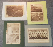 Original Antique 1920 Mid Week Pictorial Cleveland Indians World's Series Lot