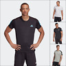 Adidas Men's T Shirt OWN THE RUN TEE Short Sleeve Sport Clothing 100% Authentic