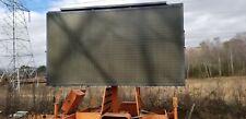 New listing solar roadside led display
