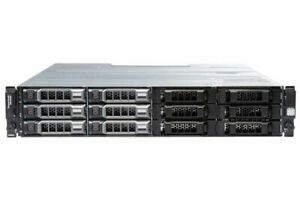 Dell PowerVault MD3600f 6 x 8TB 7.2K 2 x Controller Fibre Channel Storage Array