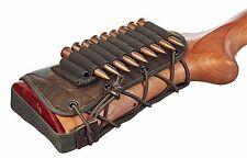 Rifle Buttstock Bullet Cartridge Holder Carrier Ammo  .308, 7.62