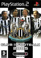 Newcastle United Club Football 2005 PS2 (Playstation 2) - Free Post - UK Seller