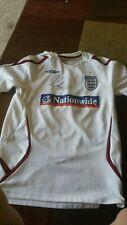 Kieran Gibbs Signed England National Team Jersey