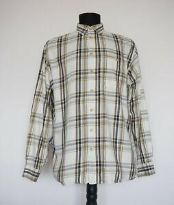 Harkila Checked Herren Baumwolle Shirt , Gr. L