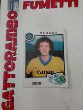 Figurine Calciatori  - N.340 Dirceu Verona  Con Velina- Anno 1982-83 Panini