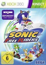 Sonic Free Riders (Kinect erforderlich) Xbox 360 Active Sport Spiel