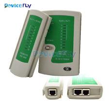 New RJ45 RJ11 Cat5e Cat6 UTP Network Lan USB Cable Tester Data Remote Test Tool