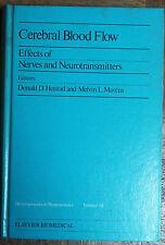 Cerebral blood flow - Heistad, Marcus - Elsevier/North-Holland,1982 - R