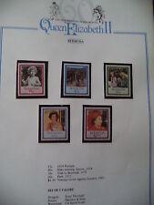 Royalty Single Bermudian Stamps