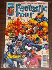 FANTASTIC FOUR #16 VOL3 MARVEL COMICS FF THING APRIL 1999