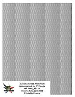 FFSMC Productions Petite Planche format 1//2 A4 Decals 1//32 Trame Carbone
