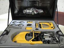 PORSCHE CARRERA GT amarillo o 1/12 escala TAMIYA 23207 coche miniatura