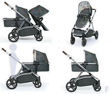 Cosatto WOW XL Travel System 3 in 1 - Nordik Newborn Baby Pushchair Pram BN