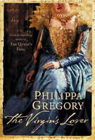 The Virgin's Lover, By Philippa Gregory,in Used but Acceptable condition