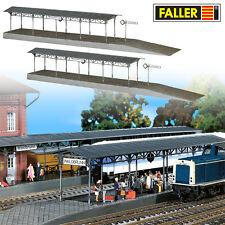 FALLER 120204 H0 2 Bahnsteige ++ NEU & OVP ++