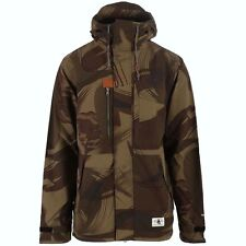 HOLDEN Men's MCKINNEY Snow Jacket - Camo - Large - NWT