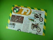 406KA2 Prospekt (1979): PUCH '79 (MAXI Mofa, PIONIER Enduro, MONZA Mokick usw.)