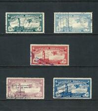 DOMINICAN REPUBLIC _ 1931 ' AIR ' 5 _ used ____(560)