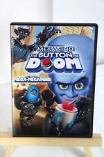 Megamind: The Button of Doom (DVD, 2011) Childrens Kids Animated Movie