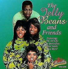 JELLY BEANS - Jelly Beans And Friends - CD