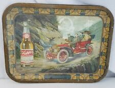 Pre-prohibition Seipp's Brewing Co Tray Advertising Seipp Pure Food Beer c. 1908