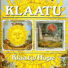 Klaatu/Hope - Klaatu (1998, CD NEUF)
