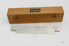 Couteau lame de microtome STIASSNIE Paris ref 471A