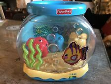Fisher Price Ocean Wonders Fish Bowl Musical Baby Toy