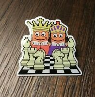 Amazon Chess Peccy Pin