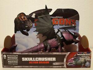 SPIN MASTER Dragons Schädelbrecher/ Skullcrusher # 20067253 OVP/ NIB
