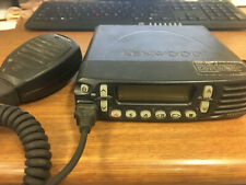 Kenwood TK-8180K UHF FM Transceiver with KMC-35 Mic