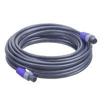10 Gauge - 50FT - Neutrik NL2FX - Speakon to Speakon Cable