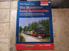 Die Museumsbahn Schönheide WCd- Themen Folge 2 Museumsbetrieb Stützengrün DR DDR