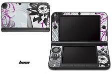 Skin Decal Wrap for Nintendo 3DS XL Gaming Handheld Sticker 12-15 LUNA PINK