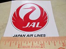 JAPAN AIRLINES JAL SWAN LOGO DECAL STICKER