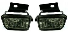 CRYSTAL SMOKED FOG LIGHTS FOR VW GOLF 2 MK2 MKII MK 2 + JETTA 2 GL GTI NICE GIFT