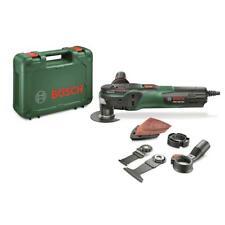 Bosch Multifunktionswerkzeug PMF 350 CES inkl. Zubehör Set und Koffer