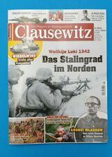 Clausewitz 5/2021 September/Oktober Das Stalingrad im Norden  NEU + ungelesen
