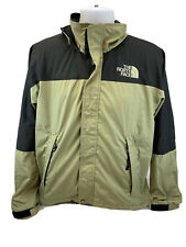 The North Face Men's Green/Black Lightweight Windbreaker Jacket Sz M