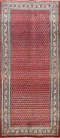 Vintage Paisley Traditional Botemir Area Rug Wool Handmade Oriental Carpet 5x11