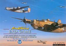 3 Nicolas TRUDGIAN USAF Liberator Lightning Aviation Art Flyers Military Gallery