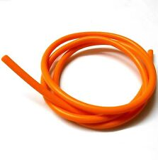 51822 orange rc moteur nitro glow fuel line 1m échelle 1/10