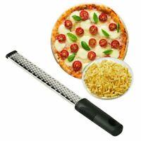 12 pouces Outils de rape rectangle en acier inoxydable a fromage Zesteur de F7A4