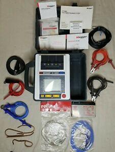 Megger S1-5005 5 kV Digital Insulation Tester AVO