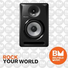 Pioneer SDJ80X Monitor Studio Speaker 8 inch Active Reference S-DJ80X  - BNIB